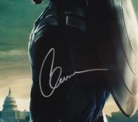 "Chris Evans Signed ""Captain America"" 16x20 Photo (JSA COA) at PristineAuction.com"
