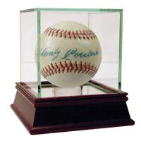 Stan Coveleski Signed ONL Baseball (JSA Hologram)