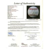 Mel Gibson Signed ONL Baseball (JSA LOA)