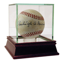 Burleigh Grimes Signed ONL Baseball (JSA Hologram)