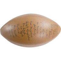1953 Notre Dame Fighting Irish Football Team-Signed by (35) with John Lattner, Art Hunter, Robert Taylor (JSA Hologram)