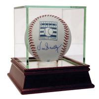 Vin Scully Signed Hall of Fame Logo Baseball (PSA Hologram & JSA Hologram)