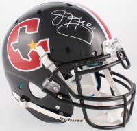 Jim Kelly Signed Houston Gamblers Full-Size Authentic On-Field Helmet (JSA COA) at PristineAuction.com