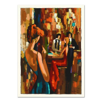 "Nelly Panto Signed ""Late Romance"" Limited Edition 12x16 Serigraph at PristineAuction.com"