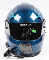 Dale Earnhardt Jr. Signed NASCAR Nationwide Full-Size Helmet (Dale Jr. Hologram)