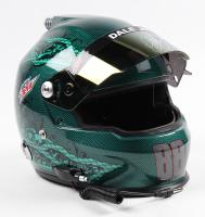 Dale Earnhardt Jr. Signed NASCAR Mountain Dew Full-Size Helmet (Dale Jr. Hologram) at PristineAuction.com
