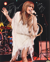 "Grace Potter Signed ""Grace Potter and the Nocturnals"" 11x14 Photo with Inscription (JSA COA) at PristineAuction.com"