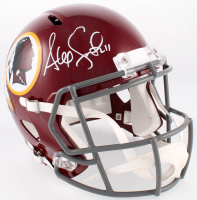 Alex Smith Signed Redskins Full-Size Speed Helmet (Radtke COA) at PristineAuction.com
