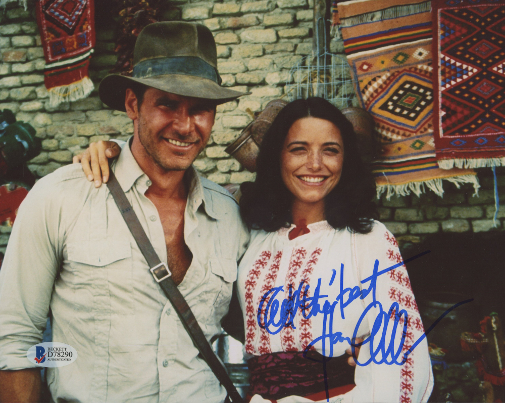 All karen allen raiders