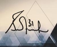 "Grant Fuhr Signed LE ""Evolution"" 20x24 Custom Framed Photo (UDA COA) at PristineAuction.com"