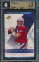2000 SPx #130 Tom Brady RC (BGS 9.5)