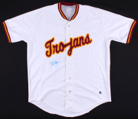 Mark McGwire Signed Jersey (Steiner COA, Online Authentics COA & MLB Hologram) at PristineAuction.com