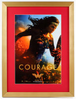Wonder Woman 17.5x23 Custom Framed Movie Poster