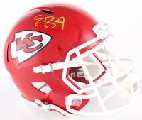 Eric Berry Signed Chiefs Full-Size Speed Helmet (JSA COA)