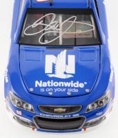 Dale Earnhardt Jr. Signed 2017 #88 Nationwide Darlington 1:24 LE Premium Action Diecast Car (Dale Jr. Hologram)