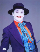 "Jack Nicholson Signed ""Batman"" 11x14 Photo (PSA COA)"