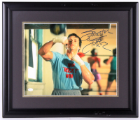 "Sylvester Stallone Signed ""Rocky"" 17.25x20.25 Custom Framed Photo Display (Online Authentics COA)"