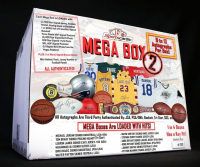 MEGA BOX 2 – Sportscards.com Autograph Mystery Box 9 to 13 Items per BOX!!! at PristineAuction.com