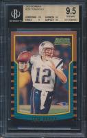 2000 Bowman #236 Tom Brady RC (BGS 9.5)