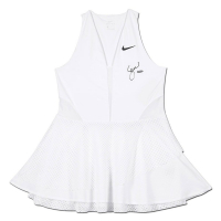 Serena Williams Signed White Nike Serena Court Power Dress (UDA Hologram)