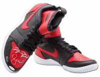 Serena Williams & Michael Jordan Signed LE  Jordan 1 Shoes (UpperDeck)