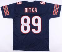 Mike Ditka Signed Bears Jersey (JSA COA)