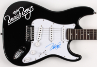 """Mike Love Signed """"The Beach Boys"""" Full-Size Electric Guitar (JSA Hologram)"""