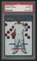 2002-03 Finest #178 LeBron James XRC (PSA 10)
