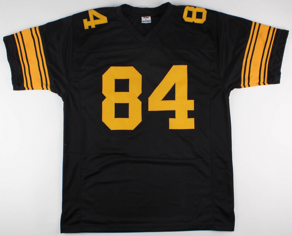 antonio brown autographed jersey