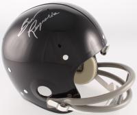 "Burt Reynolds Signed ""The Longest Yard"" Mean Machine Throwback Suspension Helmet (Steiner COA)"