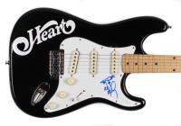 Nancy Wilson Signed Heart Full-Size Electric Guitar (JSA COA)