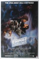 "Jeremy Bulloch Signed ""Star Wars: The Empire Strikes Back"" 24x36 Movie Poster (JSA COA)"