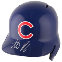 Anthony Rizzo Signed Chicago Cubs Full-Size Helmet (Fanatics Hologram) at PristineAuction.com