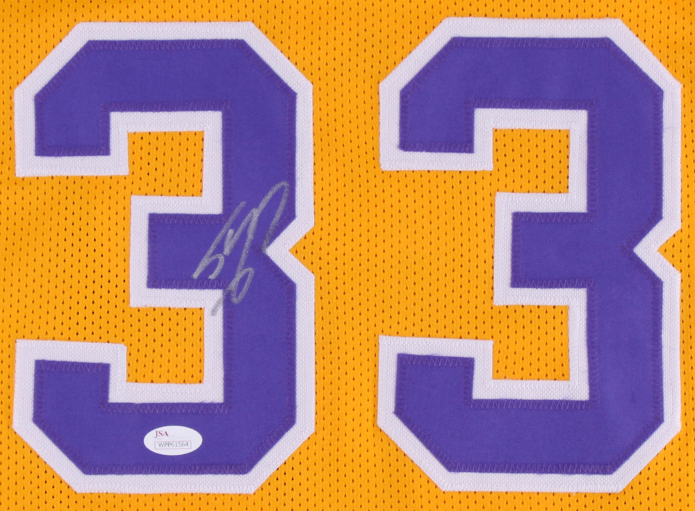 093ca161578 Shaquille O'Neal Signed LSU Tigers Jersey (JSA COA) at PristineAuction.com