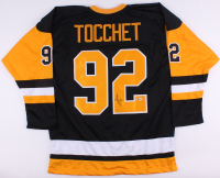 Rick Tocchet Signed Jersey (Beckett COA) at PristineAuction.com