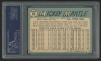 1965 Topps #350 Mickey Mantle (PSA 7) at PristineAuction.com