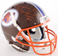 """Henry Winkler Signed """"Waterboy"""" South Central Louisiana State Mud Dogs Full-Size Helmet (Radtke COA) at PristineAuction.com"""