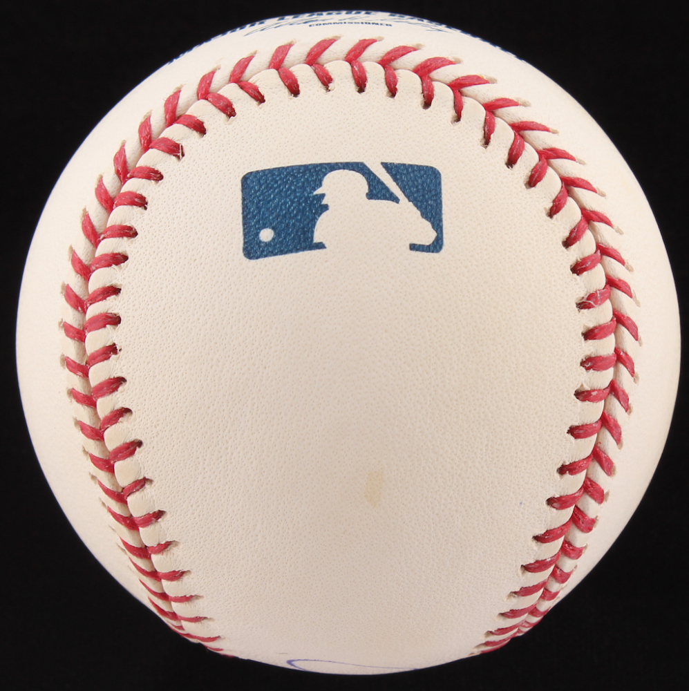 Carlos Quentin Signed OML Baseball (MLB Hologram & Mounted ...  Mounted