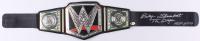 "Ricky Steamboat Signed WWE Championship Belt Inscribed ""The Dragon"" & ""HOF 2009"" (MAB Hologram)"