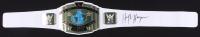 Hulk Hogan Signed WWE Intercontinental Championship Belt (JSA COA)