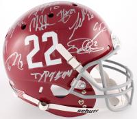 Alabama Crimson Tide Modern Greats Full-Size Helmet Signed by (21) with  (Radtke COA, GTSM, Ingram & Henry Holograms) at PristineAuction.com
