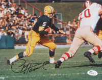 Paul Hornung Signed Packers 8x10 Photo (JSA COA) at PristineAuction.com