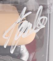 """Stan Lee Signed """"Winter Soldier"""" #129 Captain America: Civil War Marvel Funko Pop Bobble-Head Vinyl Figure (Radtke Hologram & Lee Hologram) at PristineAuction.com"""