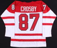 Sidney Crosby Signed Team Canada Jersey (Beckett COA)