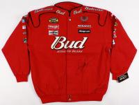 Dale Earnhardt Jr. Signed Chase Authentic Budweiser Driver's Suit / Jacket (Dale Jr. Hologram)