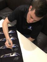 Alex Bowman Signed 2018 NASCAR #88 11x14 Photo (PA COA) at PristineAuction.com