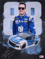 Alex Bowman Signed 2018 NASCAR #88 11x14 Photo (PA COA) at PristineAuction.com
