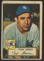 1952 Topps #191 Yogi Berra