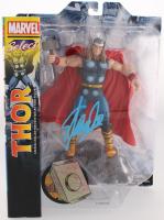 """Stan Lee Signed """"Thor"""" Marvel Select Action Figure (Radtke COA & Lee Hologram) at PristineAuction.com"""