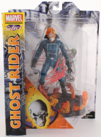 "Stan Lee Signed ""Ghost Rider"" Marvel Select Action Figure (Lee Hologram & Radtke COA) at PristineAuction.com"
